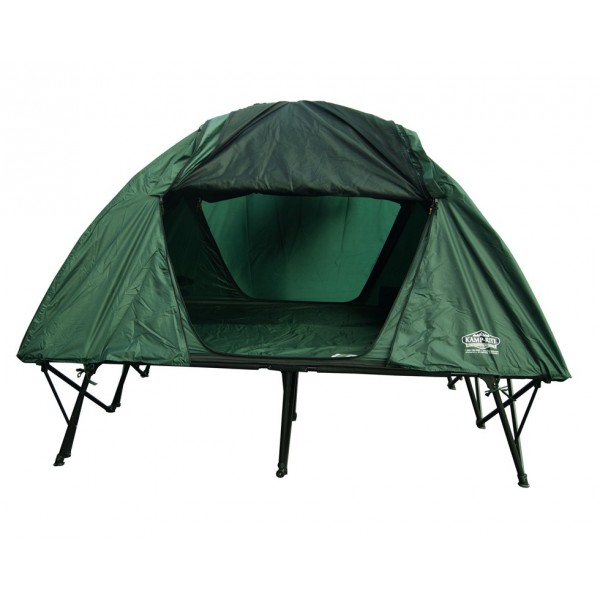 Off-the-ground combo tent Double