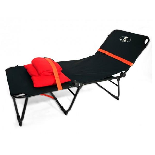 ETC (Emergency treatment cot) head position