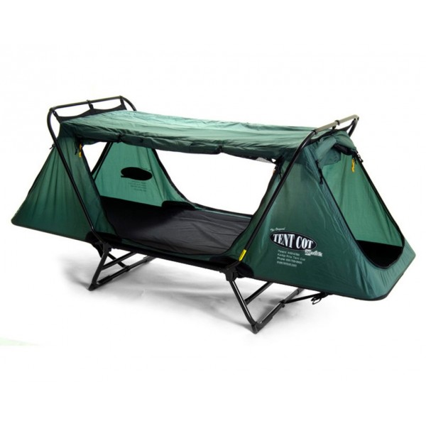 Off-the-ground original tent cot